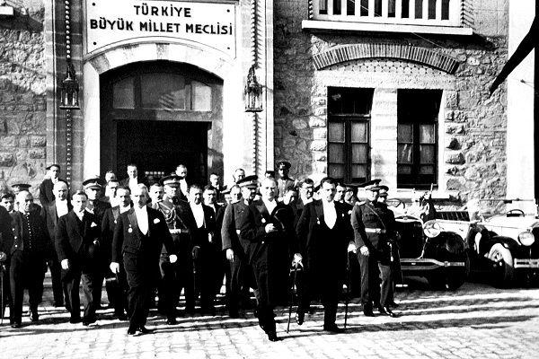 Atatürk ilkeleri Doğrultusunda Yapılan inkılaplar