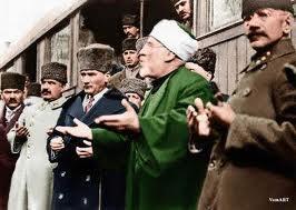 Atatürkün din ile ilgili sözleri