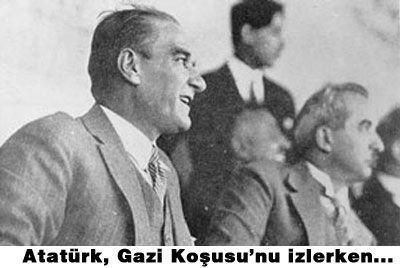 Atatürkün sporla ilgili resimleri