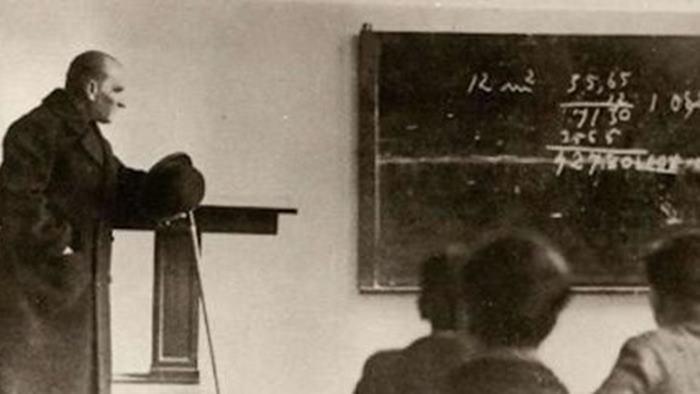 Atatürkün Öğretmenler Günü ile ilgili Sözleri