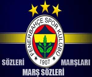 Fenerbahçe Sözleri FB